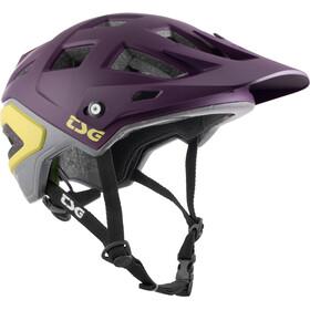 TSG Scope Graphic Design Helm lila
